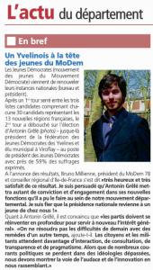 Antonin G les Nouvelles-16-03-2016